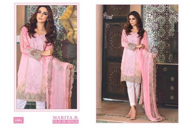 Shree Fabs Mariya B Old Is Gold 1661-1664 Series
