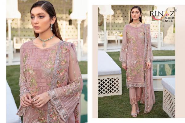 Rinaz Fashion Ramsha Vol-8 7401-7405 Series
