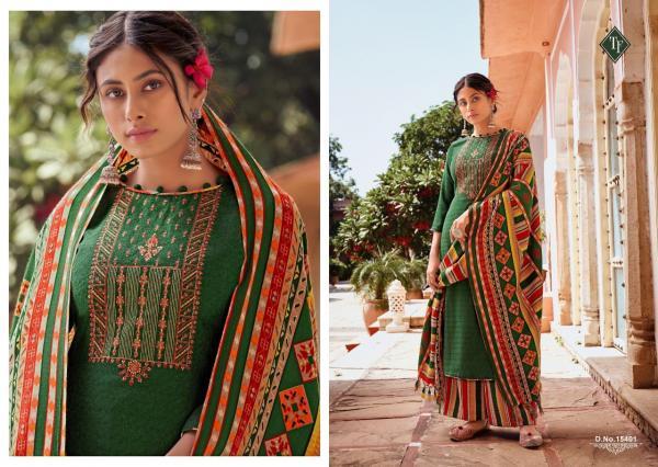 Tanishk Fashion Gulabo 15401-15408 Series