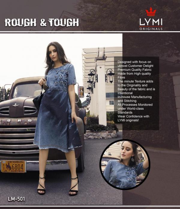 Kessi Lymi Originals Rough & Tough 501-507 Series