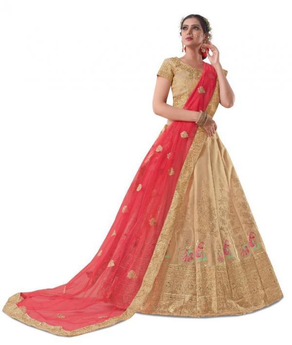 Bollywood Designer Lehenga Choli 5128 Design
