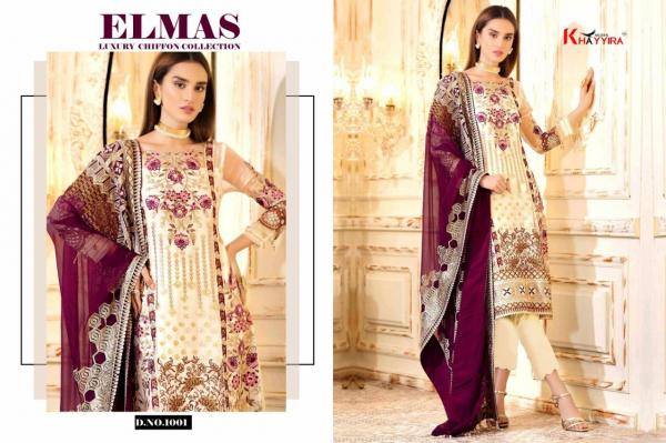 Khayyira Suits Elmas 1001-1004 Series