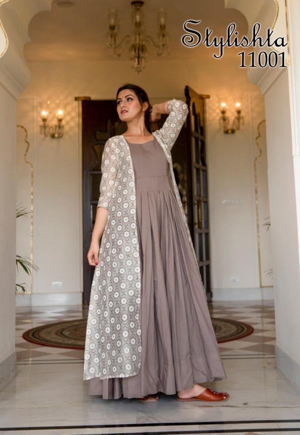 Stylishta Gown Vol-11 11001-11004 Series