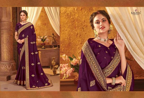Kalista Fashions Shivalika 1001-1006 Series