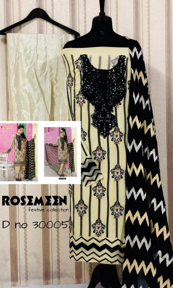 Fepic Rosemeen Festive Collection 30005 Real Image