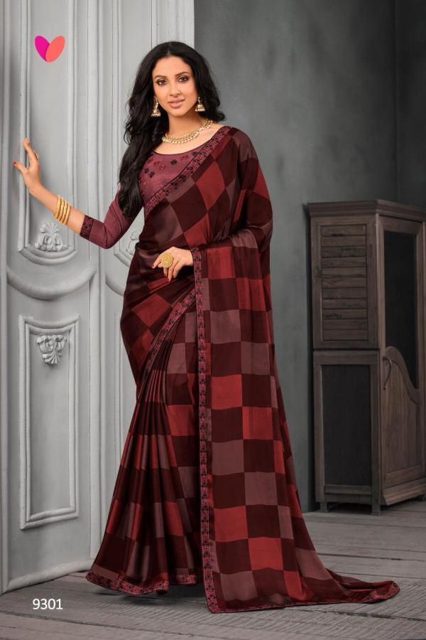 Varsiddhi Fashions Mintorsi 9301-9308 Series