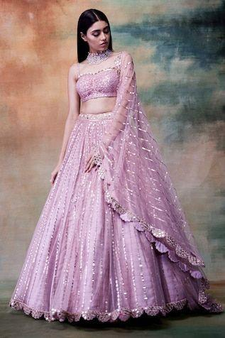 Bollywood Designer Lehenga Choli LG-371 Design