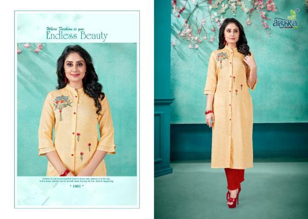 Alishka Fashion Glamour 1001-1006 Series