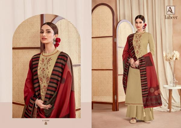 Alok Suits Tabeer 573-001 to 573-008 Series