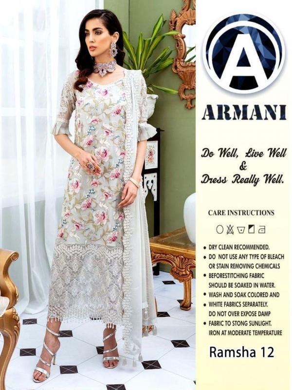 Armani Rasmsha 12 Design