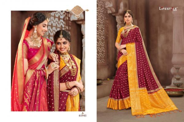 Lifestyle Saree Nityashree-7 61941-61946 Series