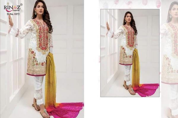 Rinaz Fashion Ramsha Vol-2 1072-1075 Series