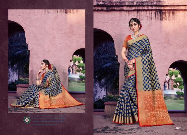 Sangam Prints Priyadarshini 1001-1008 Series