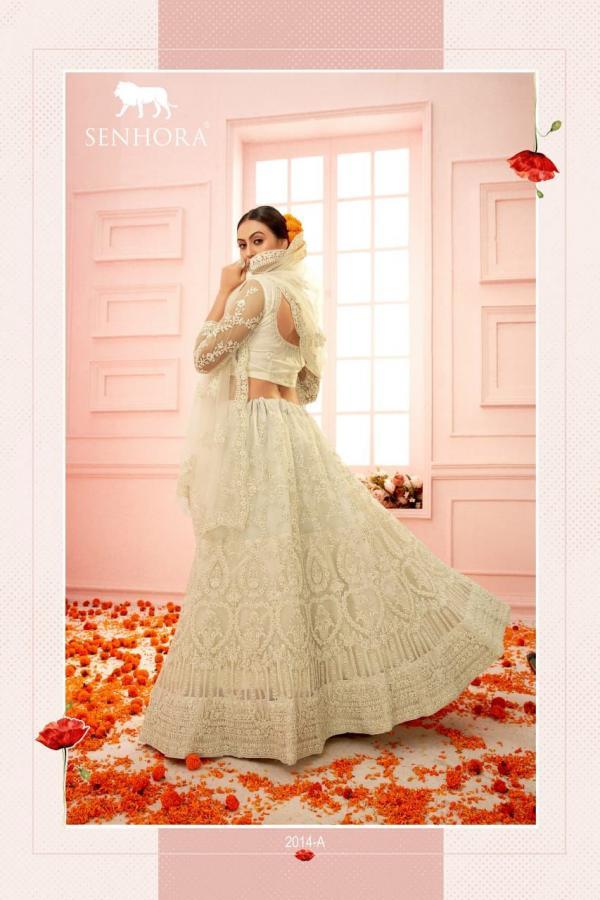 Senhora Bridal Heritage Colour Saga Vol-5 2014 Colors