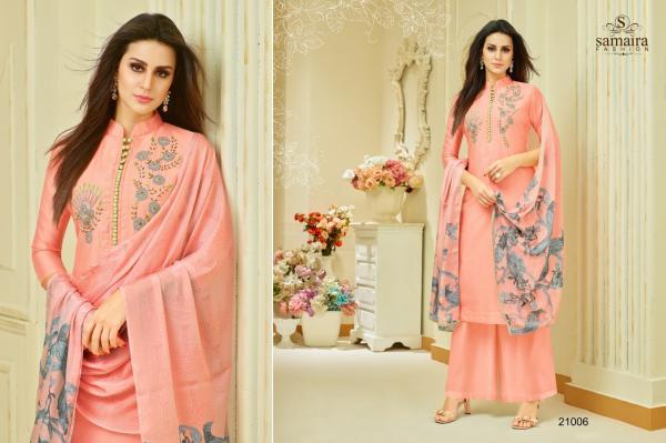 Samaira Fashion Fidaa 21006-21012 Series