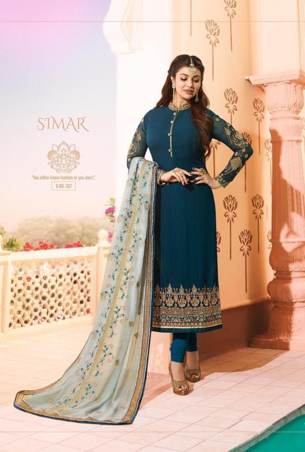 Glossy Simar Nazmin 027-031 Series
