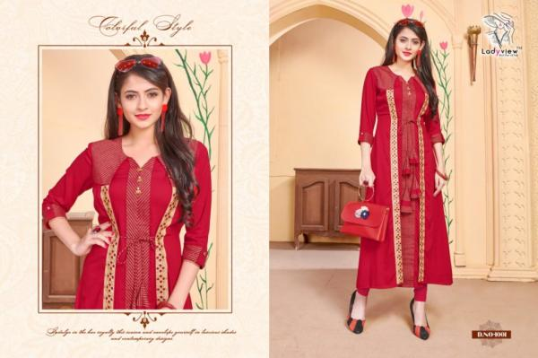 Ladyview Sangeet 1001-1006 Series