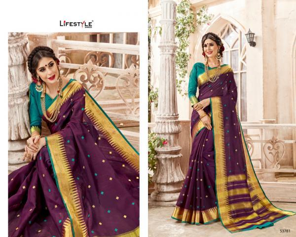 Lifestyle Saree Sundaram 53781-53792 Series