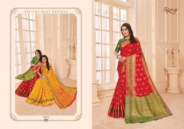 Saroj Saree Avishka 1001-1005 Series
