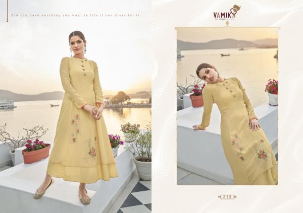 Vamika Fashion Upstylish Vol-3 315-320 Series