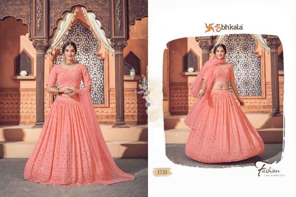 Shubhkala Bridesmaid Vol-12 1721-1726 Series