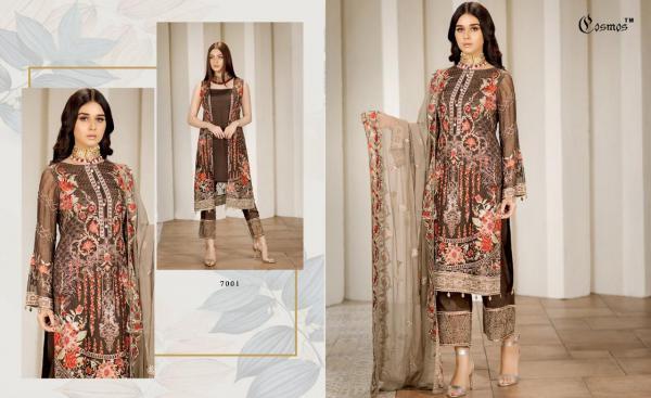 Cosmos Fashion Aayra Vol-7 7001-7005 Series