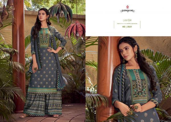 Kessi Rangoon Utsav 2631-2634 Series