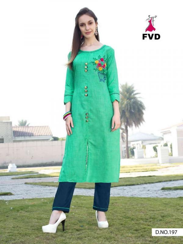 Fashion Valley Dress City Girl Vol-3 197-203 Series