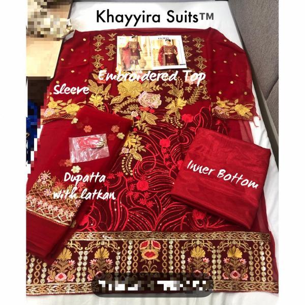 Khayyira Suits Elmas 1003 Real Image