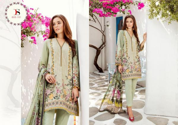 Deepsy Suits Imorzia Vol-9 800-101 800-107 Series