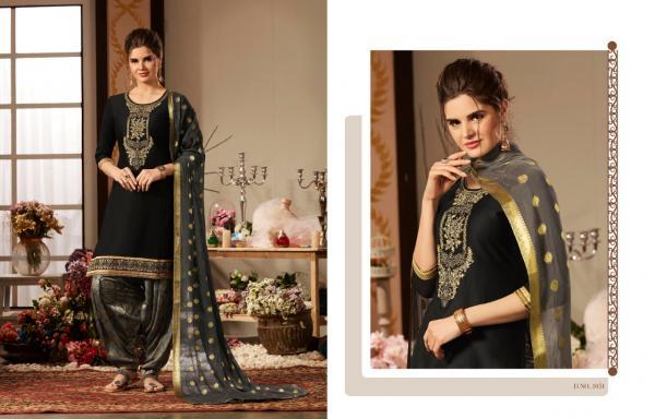 Kajree Fashion Rivaaz By Patiyala Vol-4 1051-1062 Series