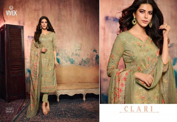 Vivek Fashion Simran Vol-4 8801-8808 Series
