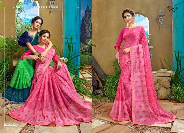 Saroj Saree Julie Vol-5 25001-25007 Series