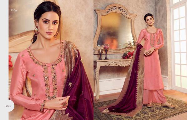 LT Fabrics Nitya Vol-147 4701-4707 Series