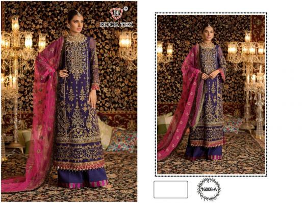 Hoor Tex Nafiza Colour Gold Vol-12 16008 Colors