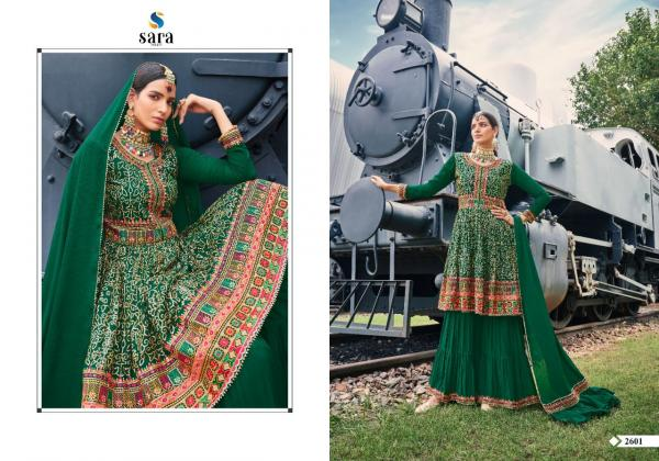 Sara Trendz Mandagini 2601-2604 Series