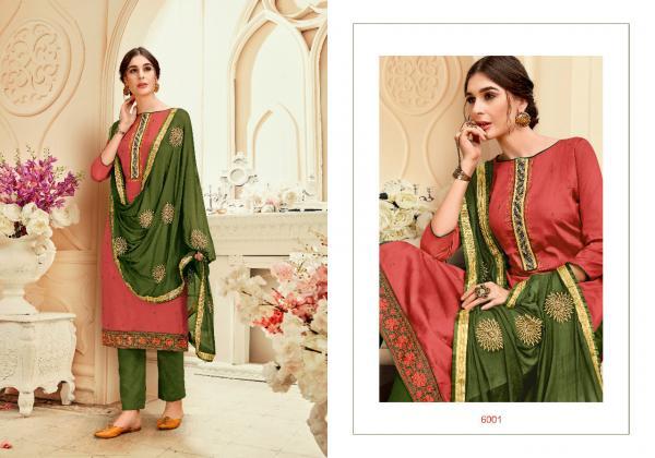 Sweety Fashion Urvashi Vol-6 6001-6007 Series
