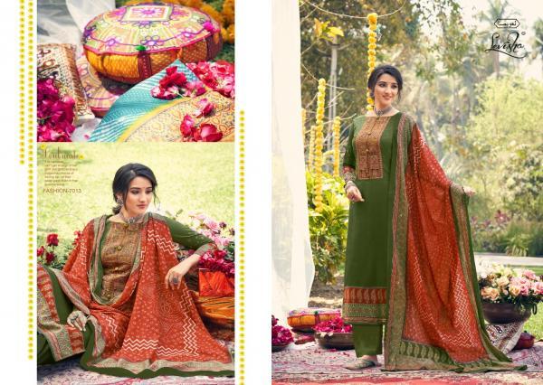 Levisha Parnika Bandhej Collection 7013-7020 Series