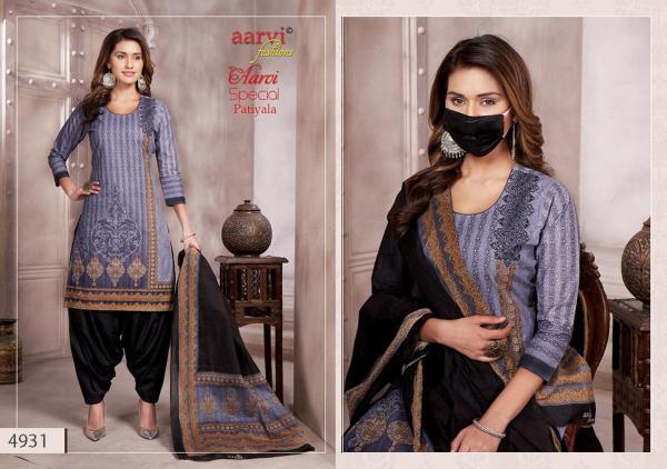 Aarvi Fashion Aarvi Special Patiyala Vol-14 4931-4942 Series