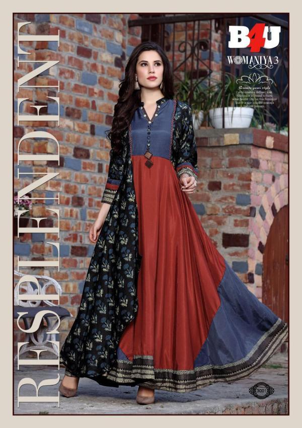 B4U Fabulous Womaniya 301-308 Series