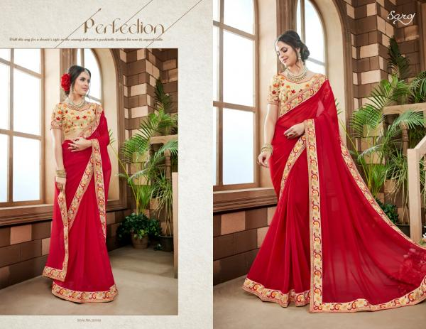 Saroj Saree Anjali Vol-2 35009-35016 Series