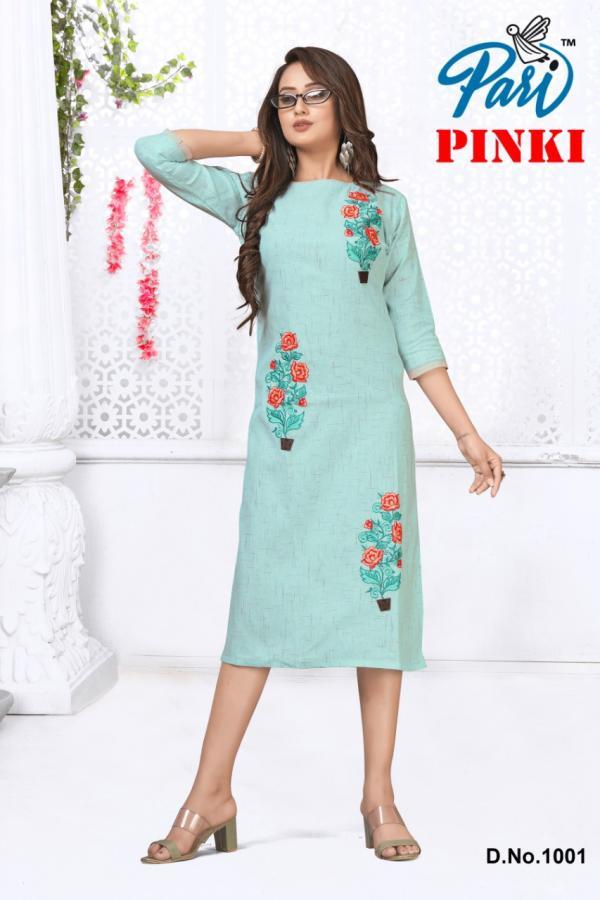 Pari Fashion Pinki 1001-1006 Series