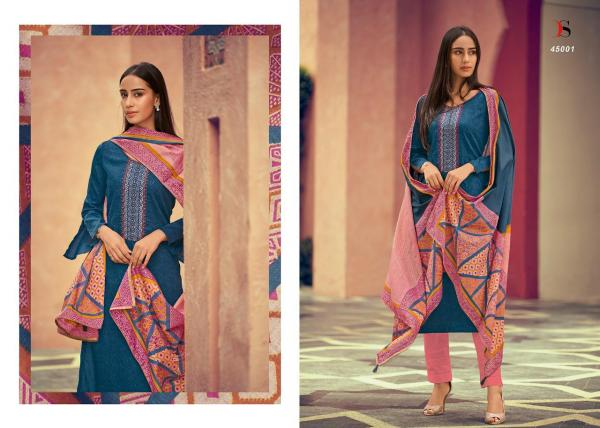 Deepsy Suits Panghat Vol-3 45001-45008 Series