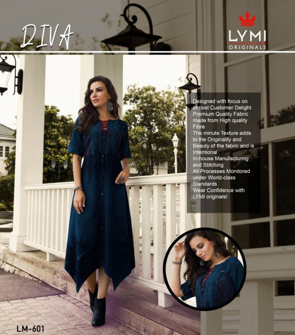 Kessi Lymi Originals Diva 601-609 Series