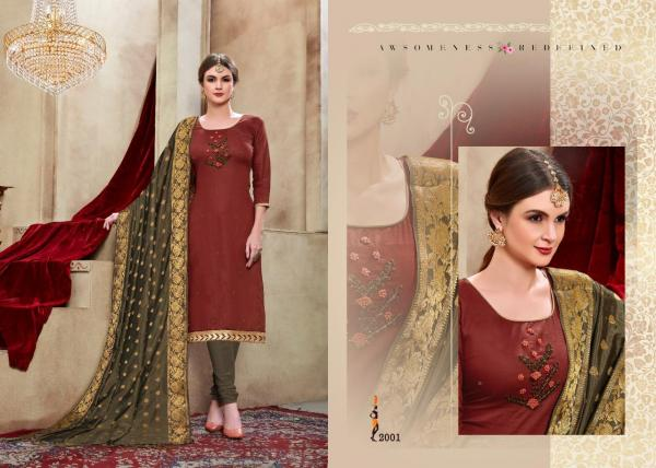 Utsav Suits Piyansi Vol-2 2001-2006 Series