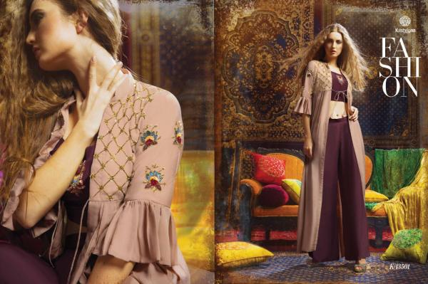 Krishriyaa Fashions Glorious 13501-13507 Series