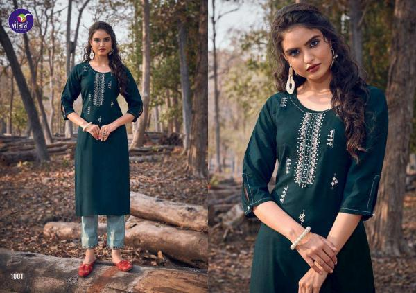 Vitara Fashion Lotus 1001-1006 Series