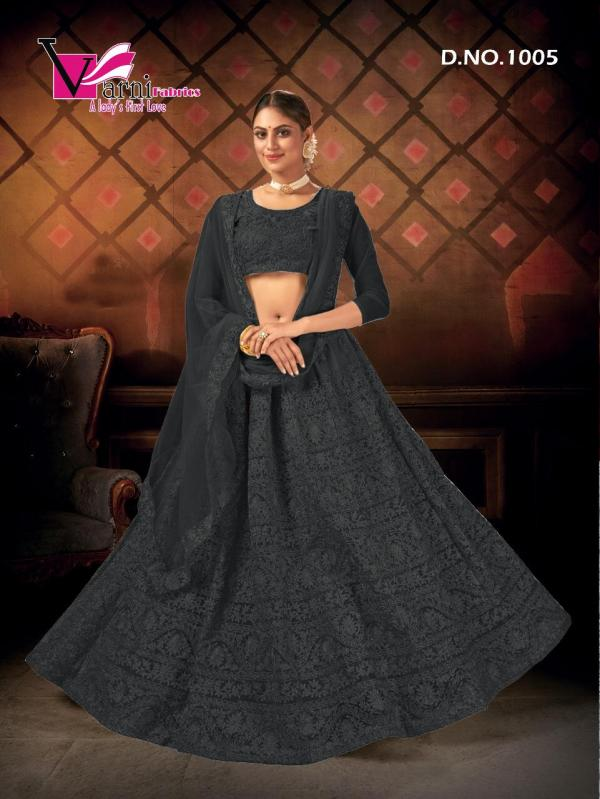 Varni Fabrics Zeeya Sultana Colors Nx 1005-1007 Series