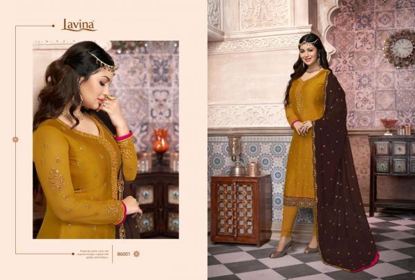 Lavina Fashion Vol-86 86001-86006 Series
