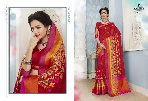 Kalista Fashion Vasundhara 851-858 Series